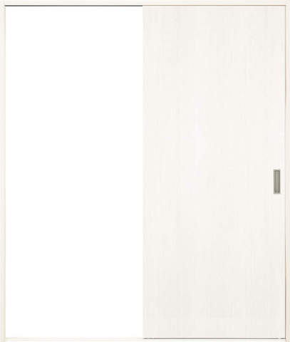 引き戸【枠外寸法、高さ1812×幅1732】【枠幅95】【フラッターレール付き】 アーバンモードα フラットデザイン 左右兼用 WB色 EIDAI特注品