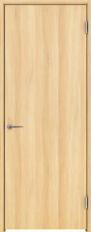開きドア【枠外寸法、高さ2040×幅778】【枠幅154】【レバーハンドル付き】 アーバンモードα フラットデザイン 右吊元 LN色 EIDAI
