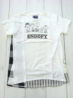 【SALE】SNOOPY Remake T-shirts/スヌーピーリメイクTシャツ