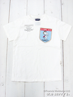 【SALE】SNOOPY Embroidery T-shirts/スヌーピービッグワッペンTシャツ