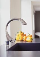 【GROHE 32 668 000】シングルレバー混合水栓(ヘッド引出しタイプ・泡沫・シャワー切替)