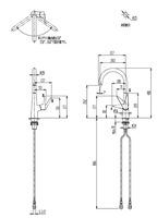 【CERA HG72810】シングルレバーキッチン混合水栓