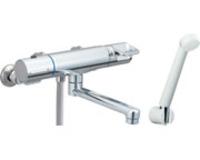 【LIXIL BF-HB145TSD】壁付サーモスタット混合水栓