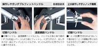 【KVK KF800T】壁付サーモスタット式シャワー水栓