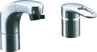 【LIXIL SF-810SYU】ホース引出式シングルレバー洗髪シャワー混合水栓