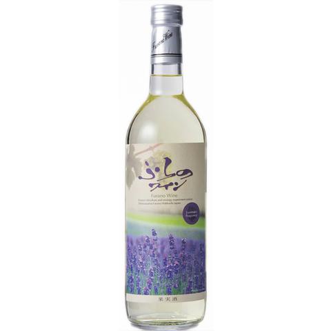 ふらのワイン(白) ラベンダーラベル 360ml