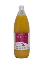 りんごジュース(冠雪ふじ)