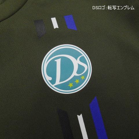 【350円Delivery対象】ルースイソンブラ/17' DS別注 RHYTHM LINE PRA-SHIRT