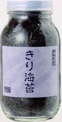 きり海苔(大瓶)50g×1本 紙包み