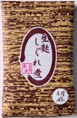 生麩しぐれ煮 (胡麻)