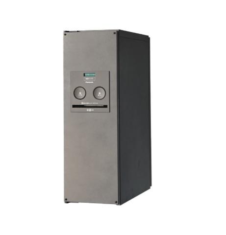 Panasonic 戸建住宅用宅配ボックス COMBO ステンシルバー スリムタイプ 前出し(FF)