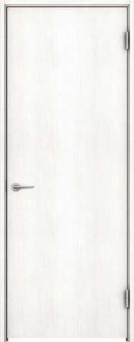 開きドア【枠外寸法、高さ2040×幅778】【枠幅154】【レバーハンドル付き】 アーバンモードα フラットデザイン 左吊元 WB色 EIDAI