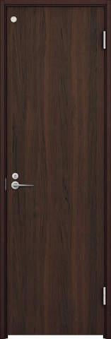 トイレドア【枠外寸法、高さ2040×幅648】【枠幅95】【表示錠付き】【明り取り付き】 アーバンモードα フラットデザイン 左吊元 DB色 EIDAI