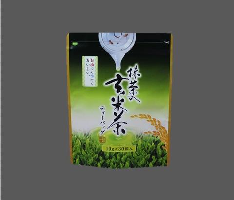 抹茶入玄米茶ティーバッグ10g×30個入 歳末セール価格