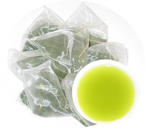 ティーバッグ緑茶 5g×20個入