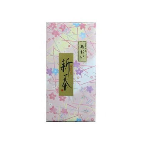 愛鷹新茶 あおい100g【 進物箱入商品 】