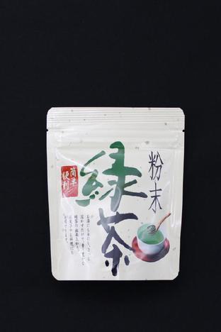 粉末緑茶 50g入