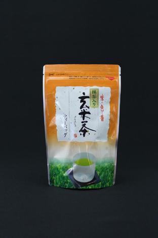 抹茶入玄米茶ティーバッグ6g×20個入