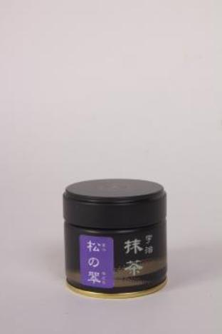抹茶(松の翠)30g缶入