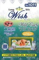Wish ワイルドキャットS ターキー&サーモン 320g