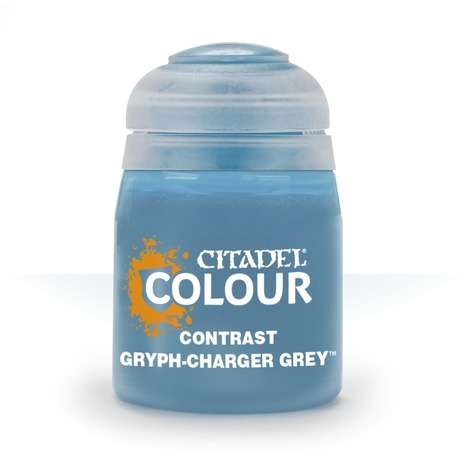 CONTRAST: GRYPH-CHARGER GREY (18ML) 6PK
