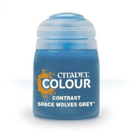 CONTRAST: SPACE WOLVES GREY (18ML) (6PK)