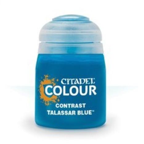 CONTRAST: TALASSAR BLUE (18ML) (6-PACK)