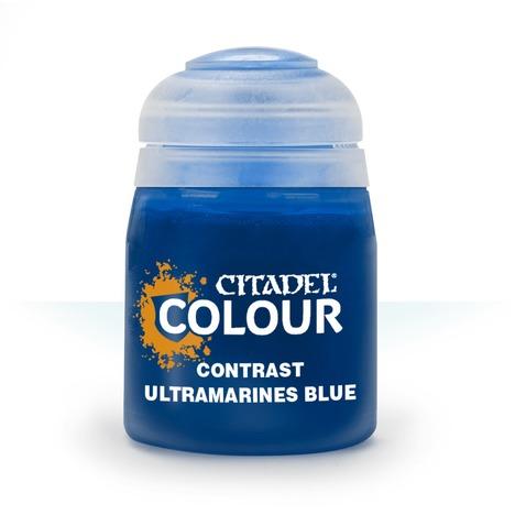 CONTRAST: ULTRAMARINES BLUE (18ML) (6PK)