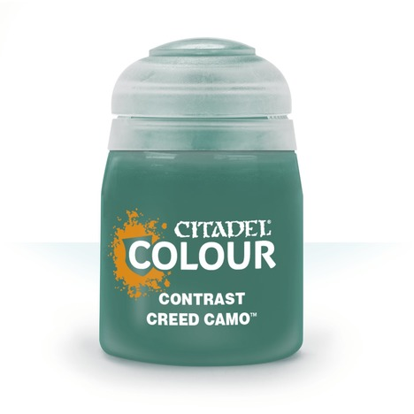 CONTRAST: CREED CAMO (18ML) (6-PACK)
