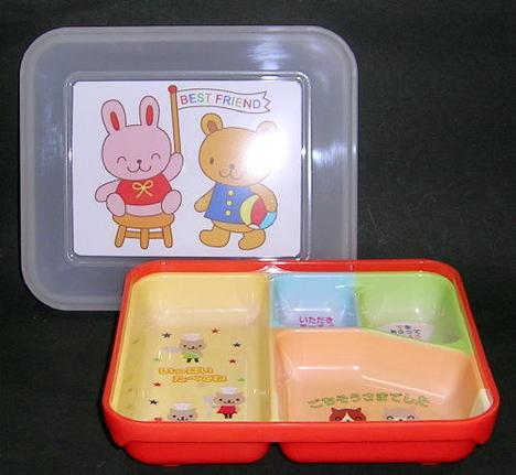 子供用・幼児用の弁当箱 業務用にもお勧めです