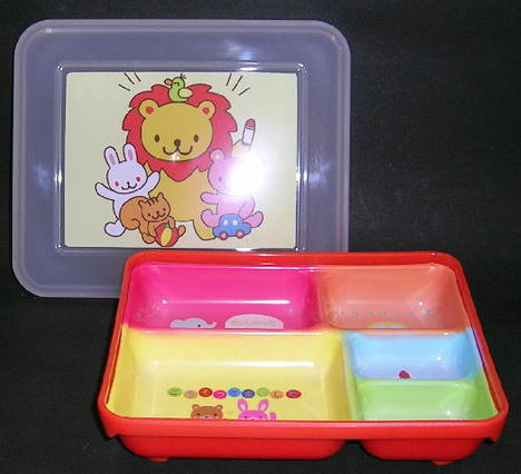 保育園・託児所などの給食用におすすめの弁当箱