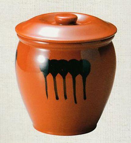 梅干し・味噌等の保存容器に陶器のかめ激安で通販