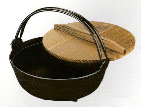 南部鉄 いろり鍋 特価