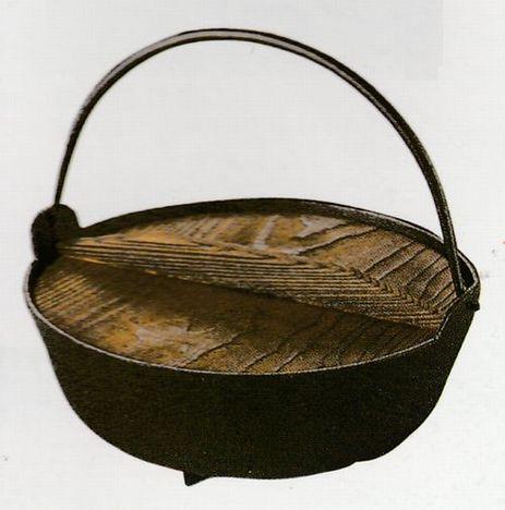 南部鉄器 いろり鍋 鉄鍋 特価 田舎鍋 通販