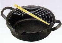 南部鉄 天ぷら鍋揚げたて IH対応 特価 通販