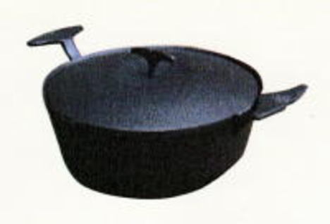 南部鉄 両手鍋 IH電磁調理器対応 鉄鍋 特価 通販