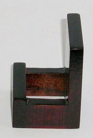 C18-90045.木製 ミニ皿立て(小)2号用