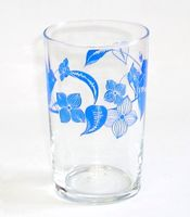 昭和レトロ アデリア ガラスタンブラー