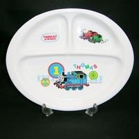 きかんしゃトーマスの陶器のランチ皿