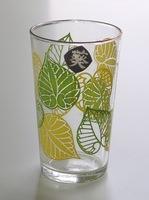 昭和レトロ ガラスコップ