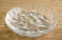 昭和レトロ ガラス皿