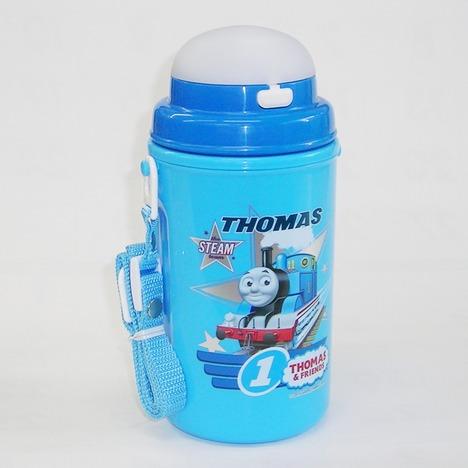 きかんしゃトーマスストロー式水筒