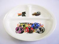 ニンニンジャー陶器の子供食器