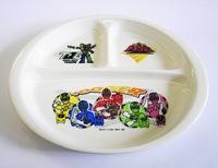 トッキュウジャー陶器の子供食器