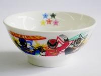 ゴセイジャー陶器の子供食器