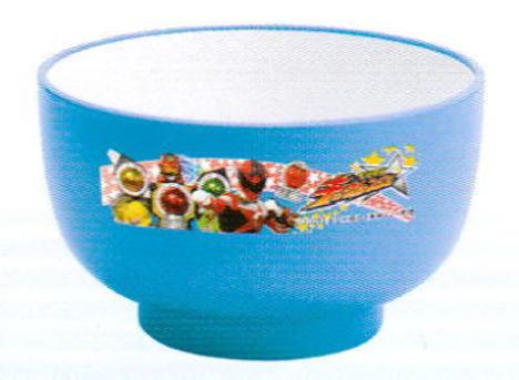 キュウレンジャー汁椀
