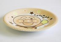 染付アンパンマン 陶器の子ども食器