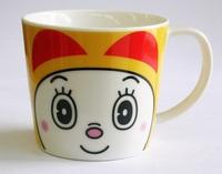 ドラえもんドラミちゃんマグカップ