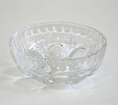 155-1.アデリア ルック豆鉢【ガラス食器 小付け】
