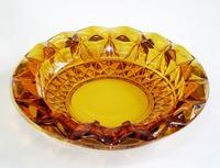 昭和レトロ ガラス灰皿